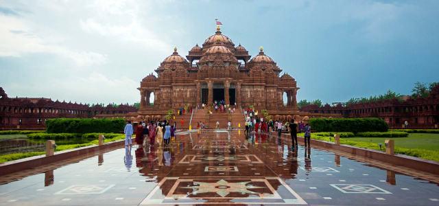 Swaminarayan Akshardham, New Delhi