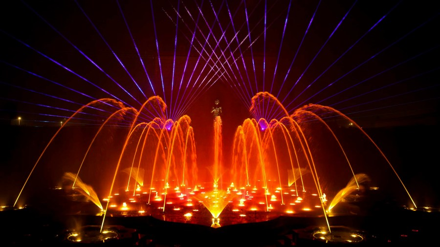 Akshardham-NewDelhi-Watershow-17