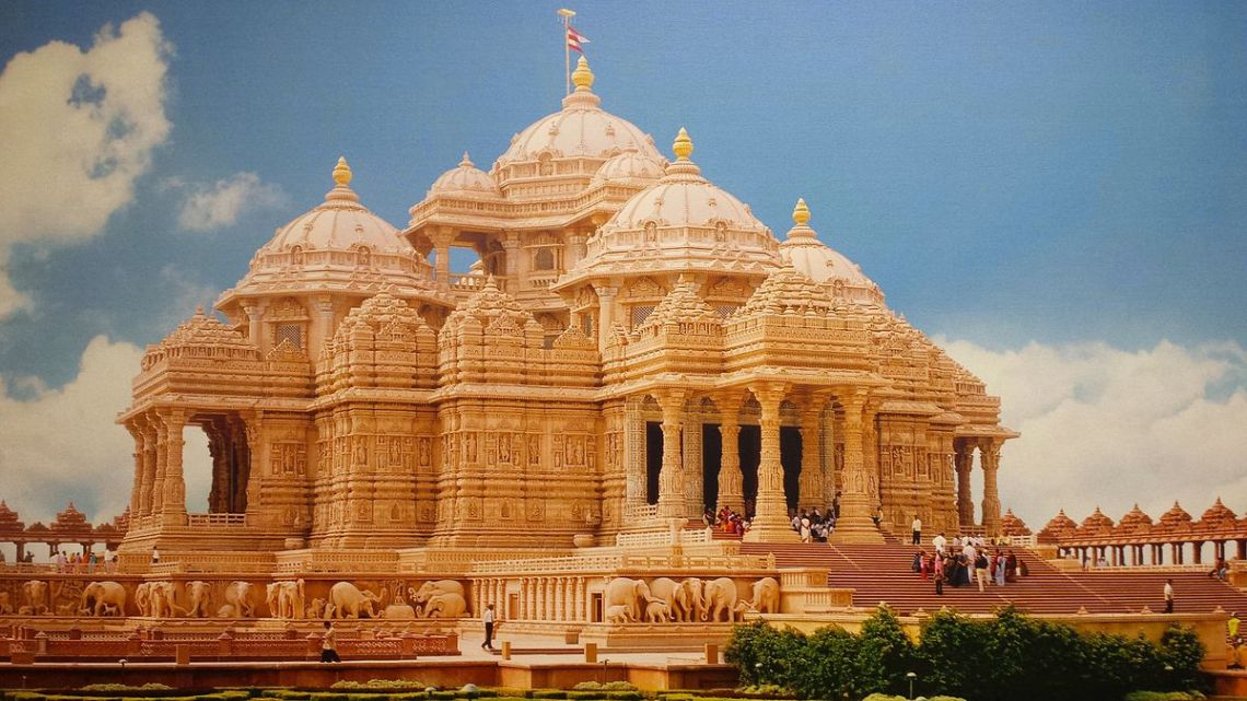Akshardham-Temple-7
