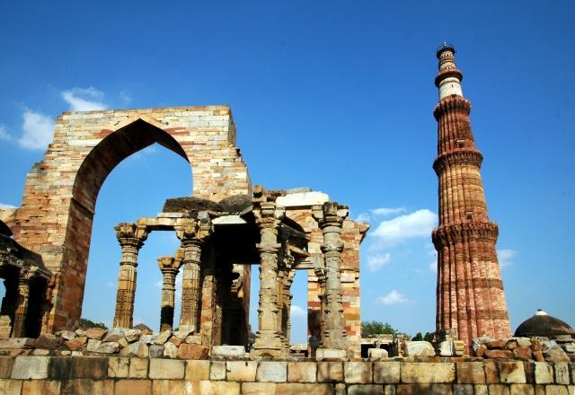 Qutub Minar, India