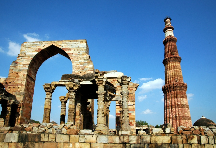 Qutub Minar, India